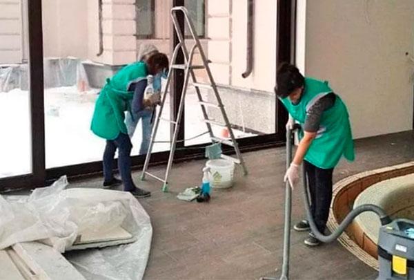 Уборка после ремонта в Сочи