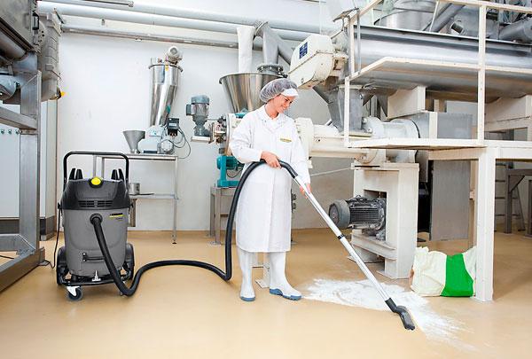 Уборка производственных помещений в Сочи