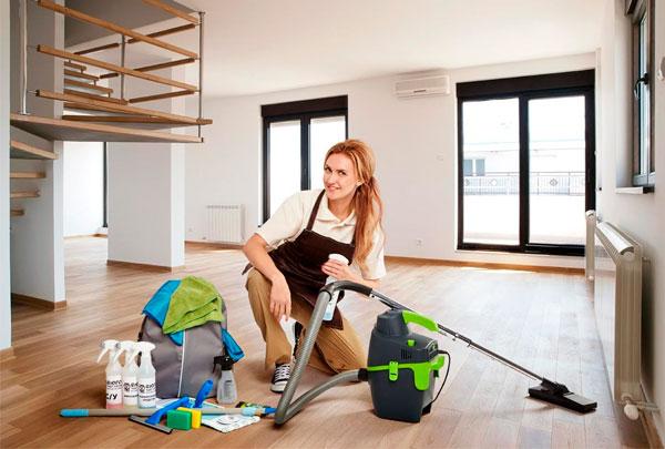 Уборка частных домов и коттеджей в Сочи